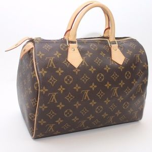 Monogram Speedy 30 Louis Vuitton